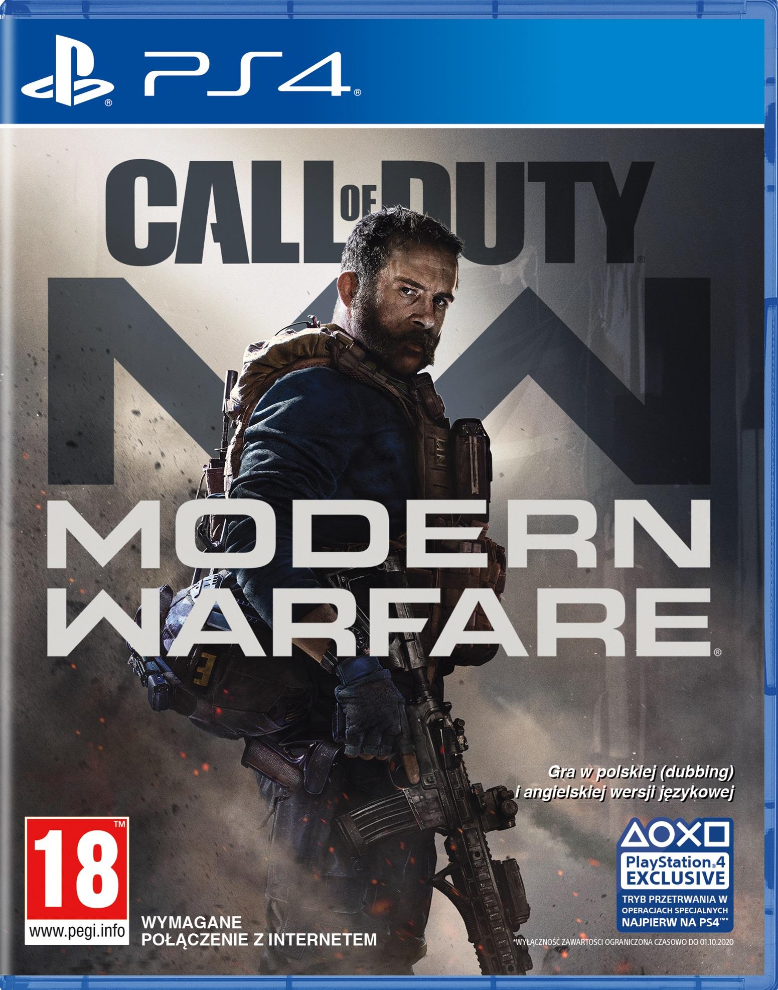 Call of Duty: Modern Warfare (PS4) + BONUS!