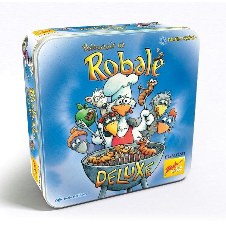 Polowanie na Robale DeLuxe (Gra planszowa)