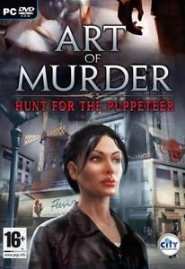 Art of Murder - Hunt for the Puppeteer (PC) Steam