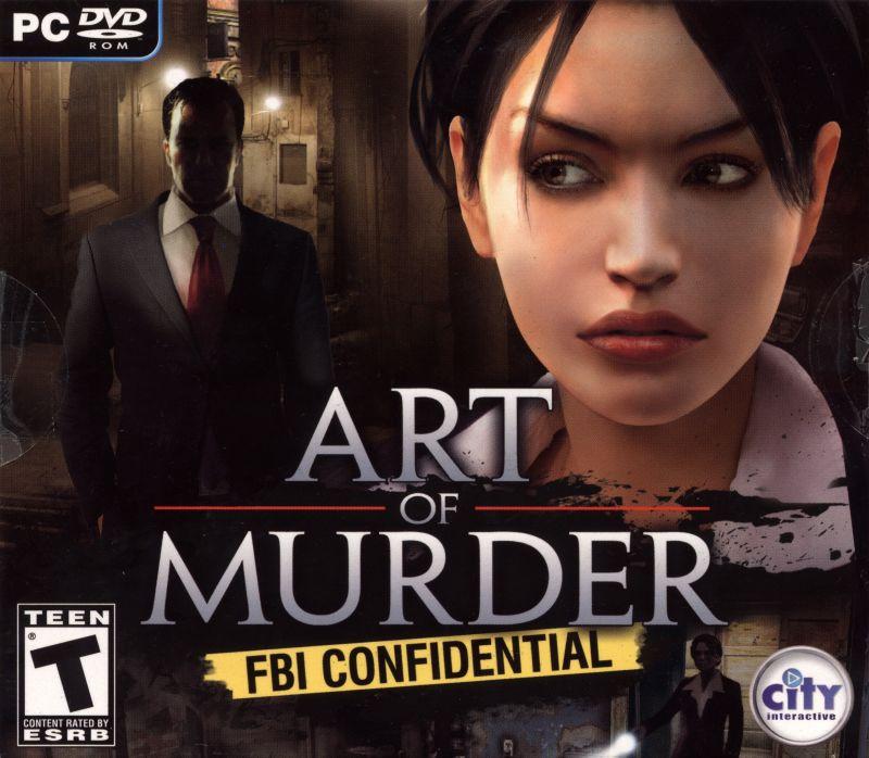 Art of Murder - FBI Confidential (PC) Steam