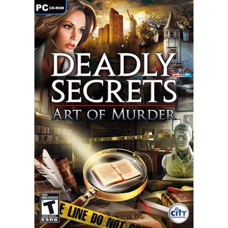 Art of Murder - Deadly Secrets (PC) Steam