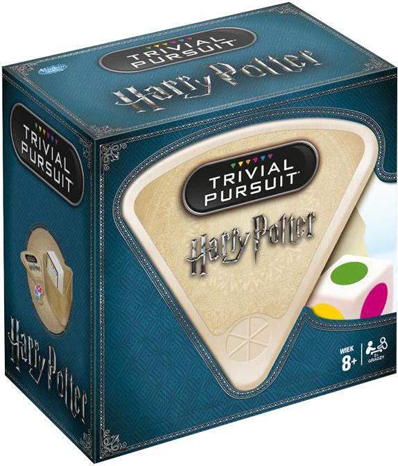 Trivial Pursuit: Harry Potter (edycja polska) (Gra Imprezowa)