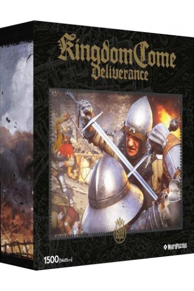 Puzzle Kingdome Come Deliverance Na śmierć i życie