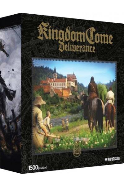 Puzzle Kingdome Come Deliverance Zamek