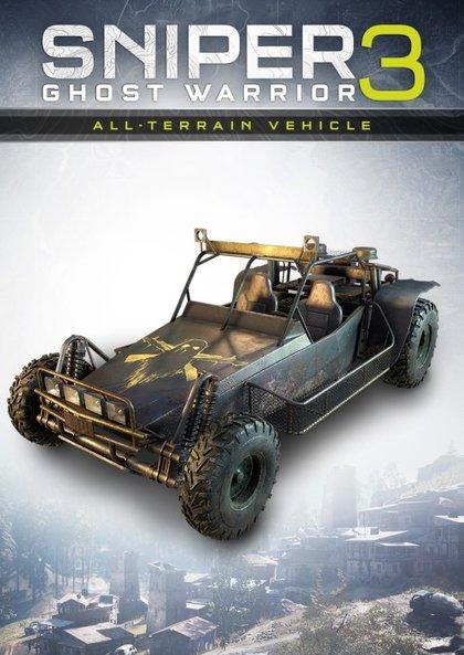 Sniper Ghost Warrior 3 - All-terrain vehicle (PC) Klucz Steam