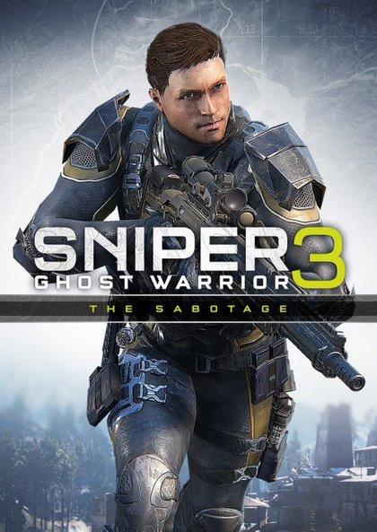 Sniper Ghost Warrior 3 - The Sabotage (PC) Klucz Steam