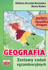 Geografia Zestaw zadań egzaminacyjnych