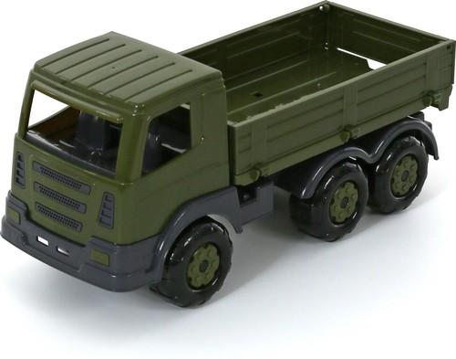 Prestiż samochód z burtami wojskowy