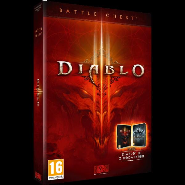 Diablo 3 Battlechest (PC) Battlenet