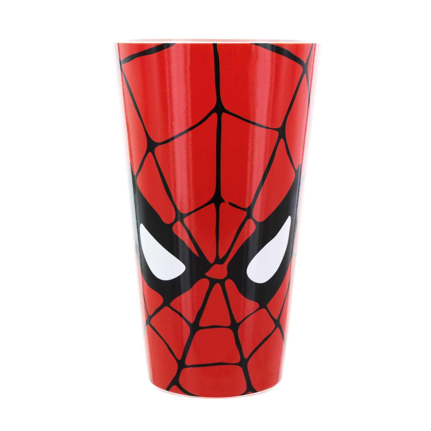 Marvel Spiderman szklanka