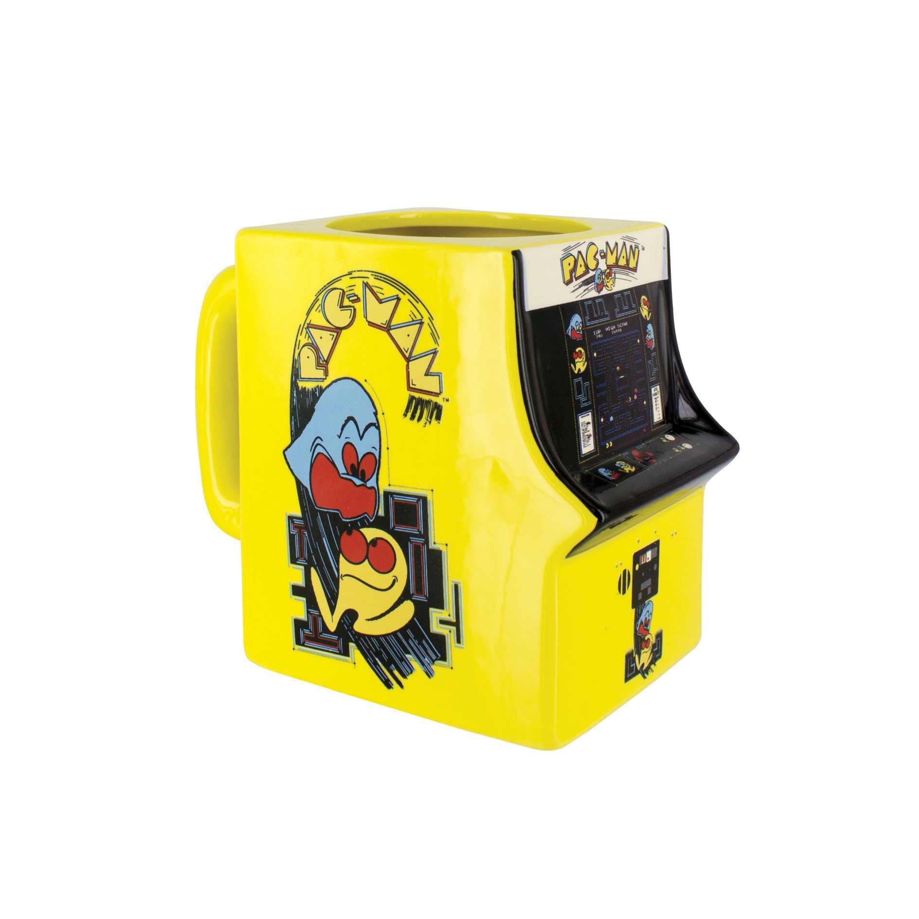 Pac Man Shaped Mug - kubek