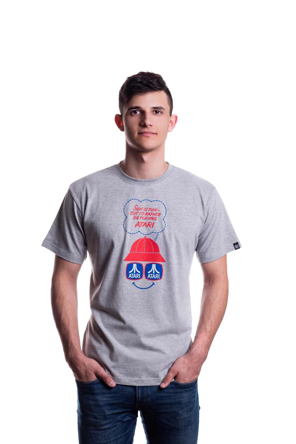 Atari Sun is Fun T-shirt S