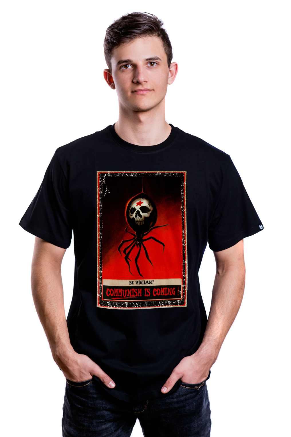 Fallout Propaganda T-shirt S