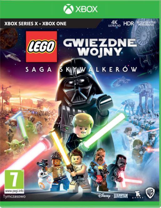 Lego Gwiezdne Wojny: Saga Skywalkerów (XOne / XSX) Polski Dubbing