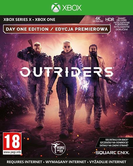 Outriders (XOne/XSX) PL