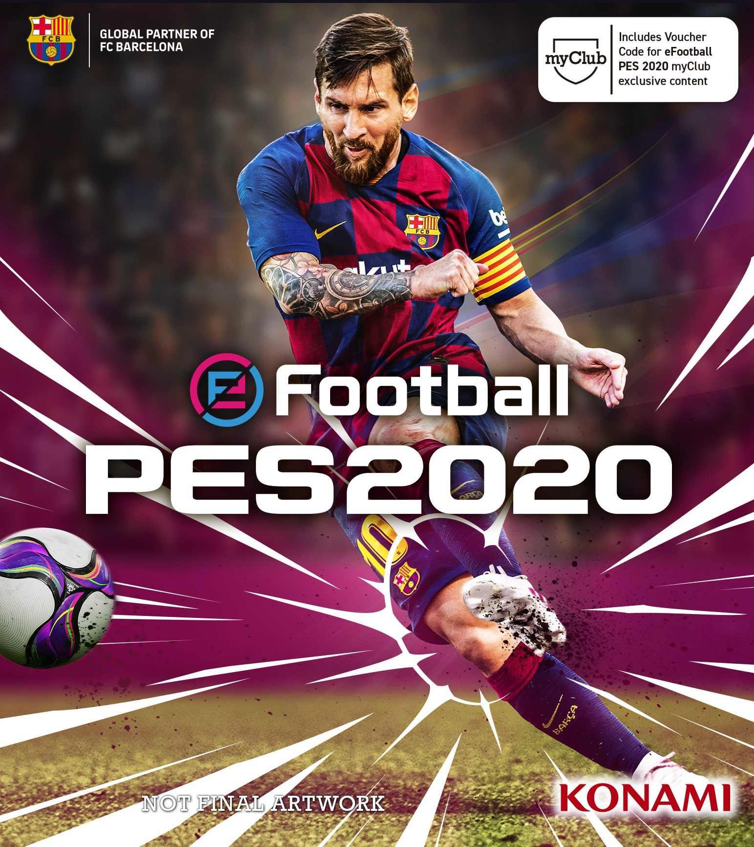 eFootball PES 2020 (PC) DIGITÁLIS (Steam kulcs)