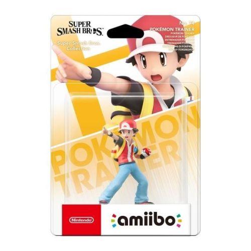 Figurka amiibo Smash Pokémon Trainer (WiiU/3DS/Switch)