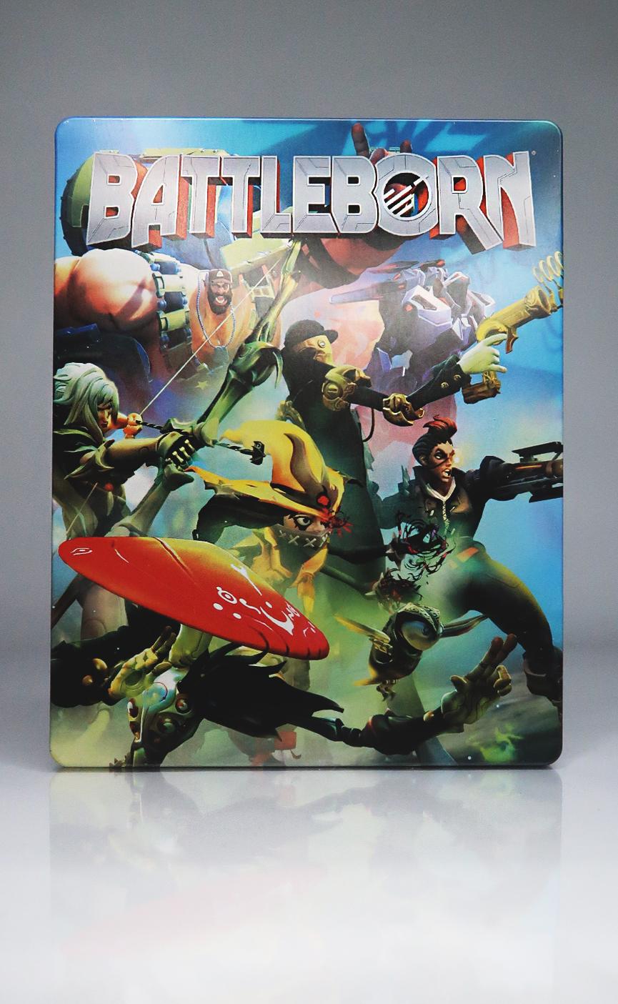 Battleborn - steelbook