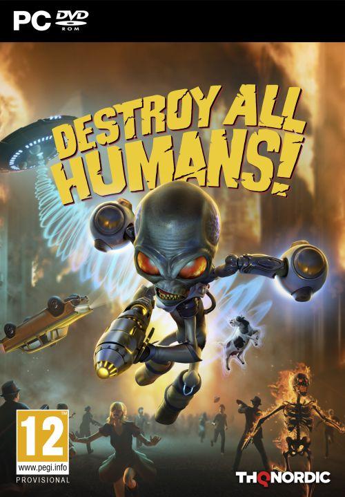 Destroy All Humans (PC) PL