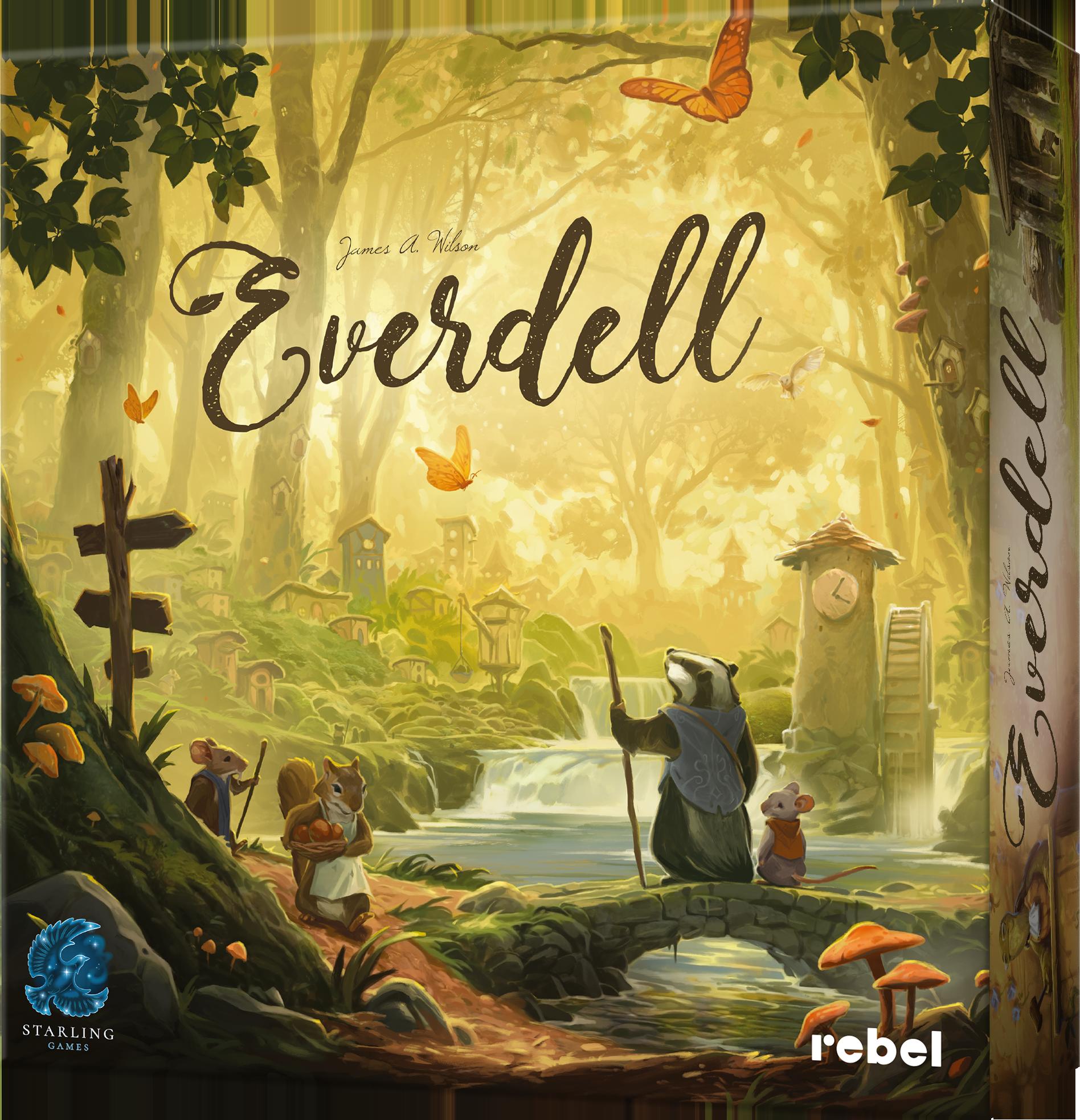 Everdell (edycja polska) (Gra Planszowa)