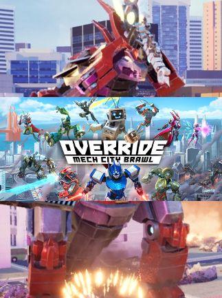 Override: Mech City Brawl (PC) Klucz Steam