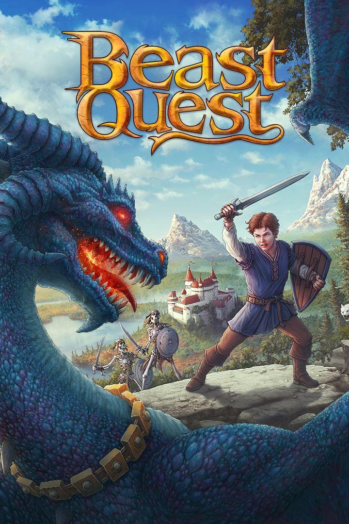 Beast Quest (PC) Klíč Steam