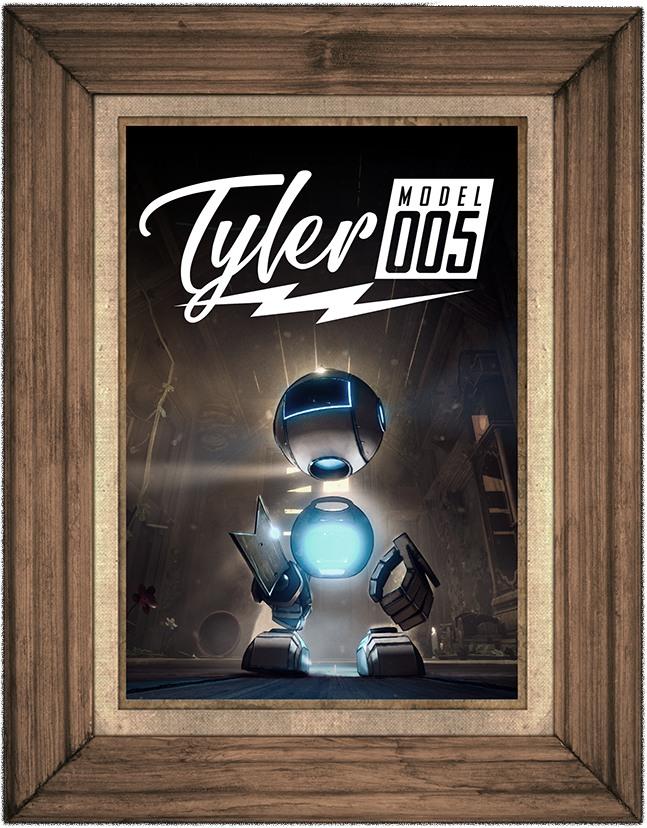 Tyler: Model 005 (PC) DIGITÁLIS (Steam kulcs)