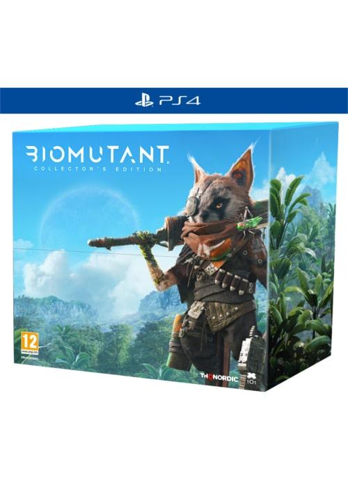 Biomutant Edycja Kolekcjonerska (PS4)