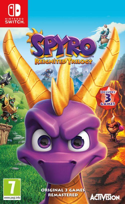 Spyro Reignited Trilogy (Switch) PL