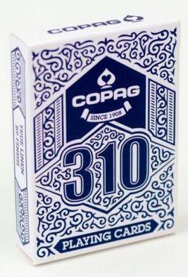 Talia Copag 310 Poker Size (Blue) (Karty klasyczne)