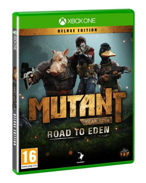 Mutant Year Zero: Road to Eden Edycja Deluxe (XOne) PL