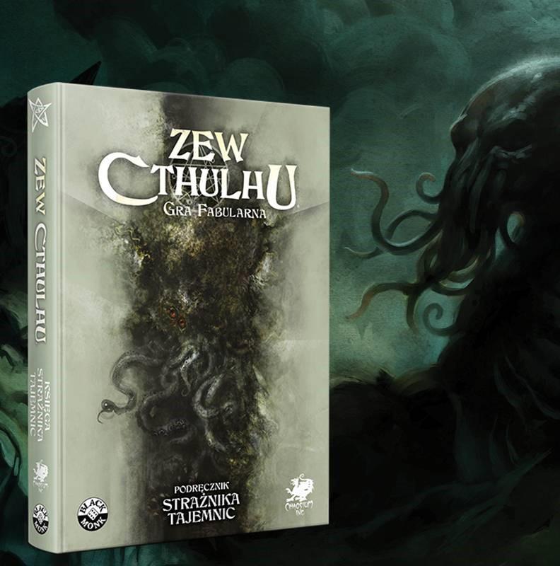 Zew Cthulhu: Księga Strażnika + Cienie Tatr +Horror nad Wartą + Zasobnik Strażnika