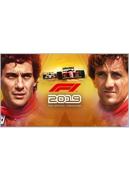 F1 2019 Legends Edition (PC) DIGITÁLIS (Steam kulcs)