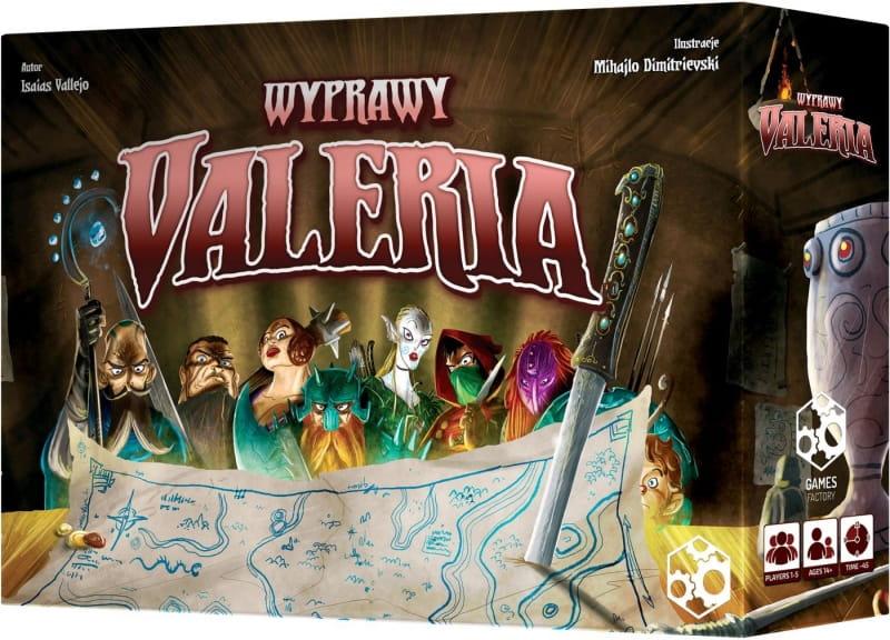 Valeria Wyprawy (Gra karciana)