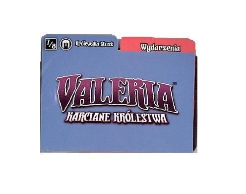 Valeria: Karciane Królestwa - Królewska Straż (Dodatek do gry)