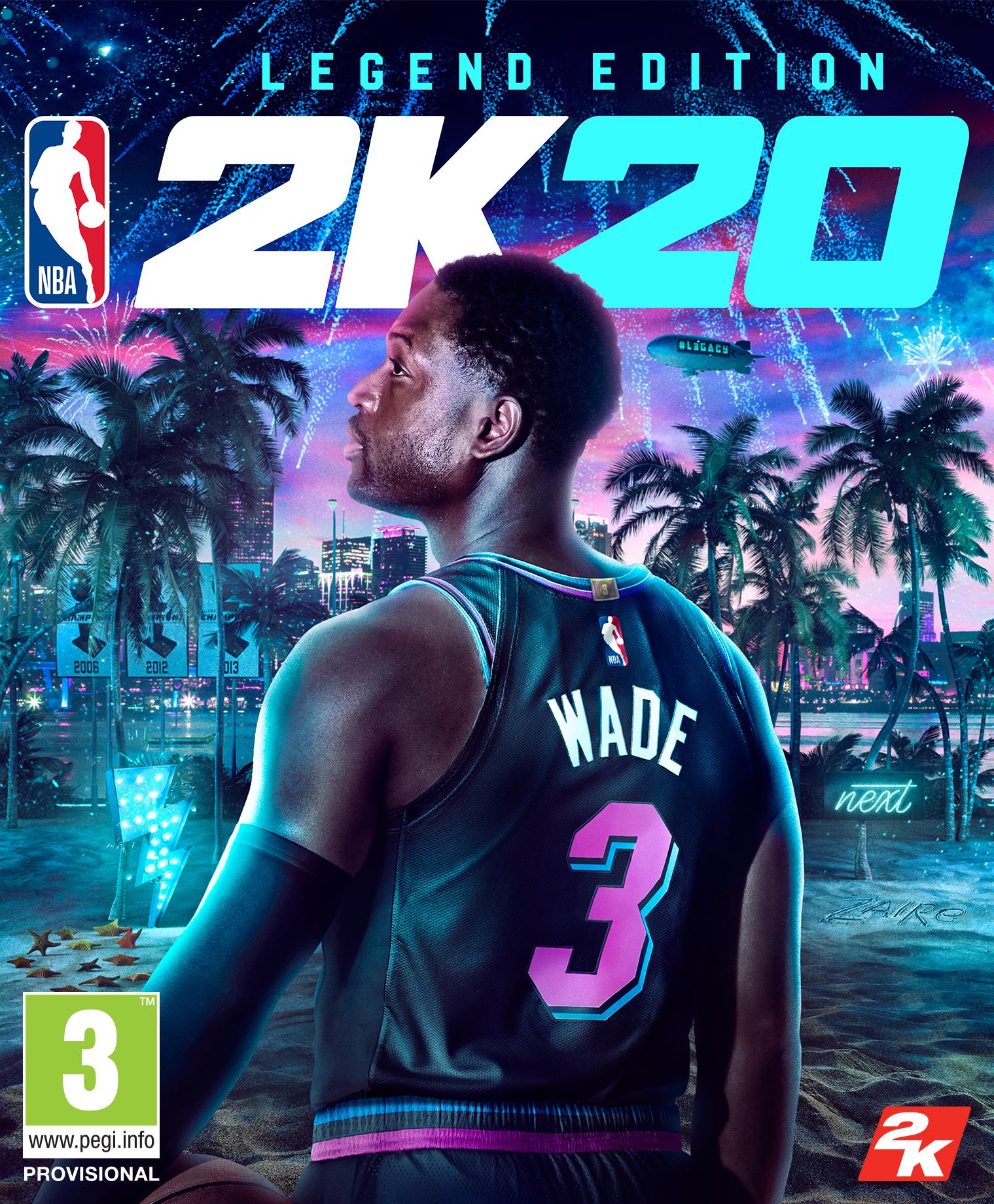 NBA 2K20 Legend Edition (PC) DIGITÁLIS (Steam kulcs)