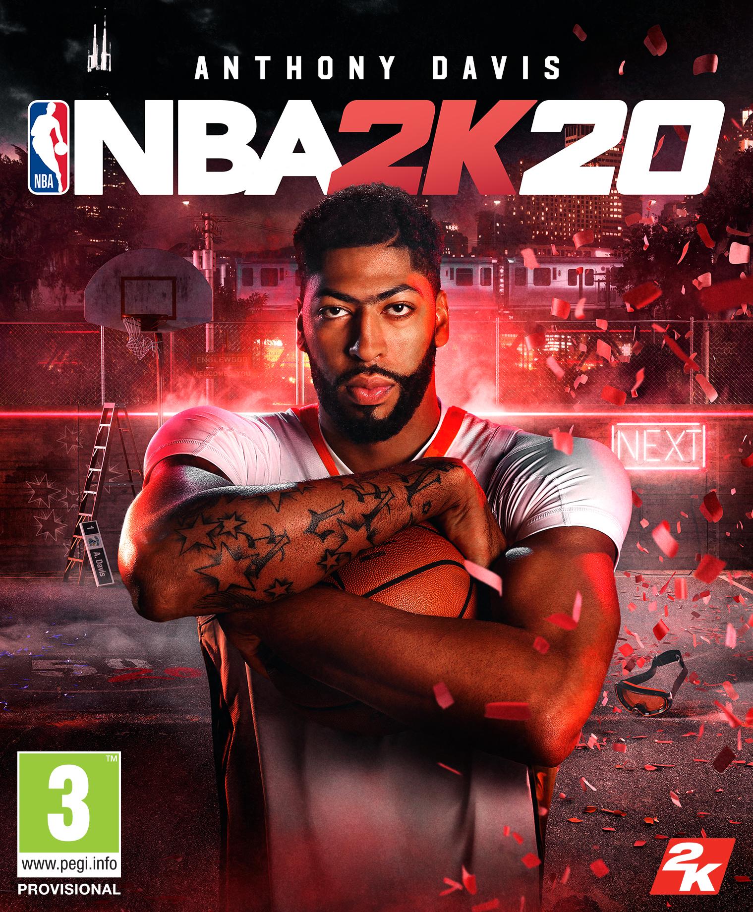 NBA 2K20 (PC) DIGITÁLIS (Steam kulcs)