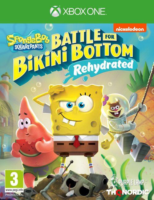 Spongebob SquarePants: Battle for Bikini Bottom – Rehydrated (XOne) PL