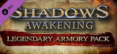 Shadows: Awakening - Legendary Armory Pack (PC) Klucz Steam
