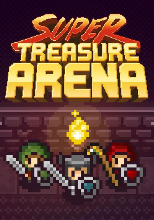Super Treasure Arena (PC) Klucz Steam