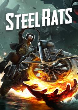 Steel Rats (PC) klucz Steam