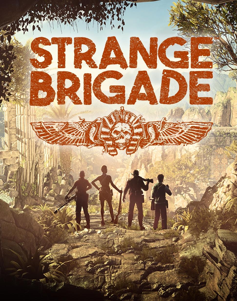 Strange Brigade (PC) klucz Steam