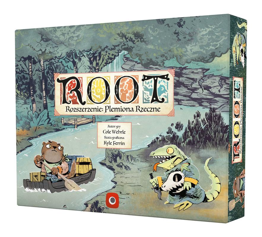 Root: Plemiona Rzeczne (gra planszowa)