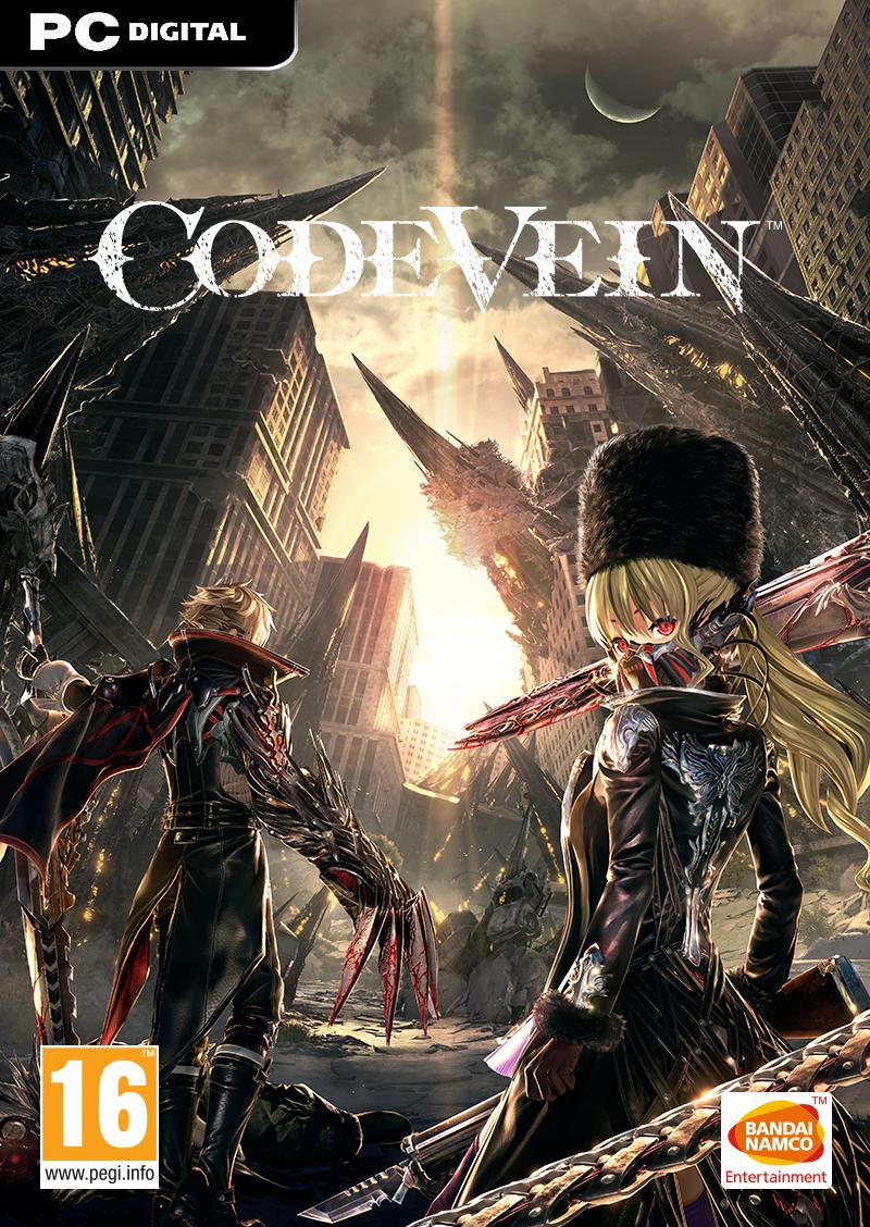 Code Vein (PC) Klucz Steam + DLC