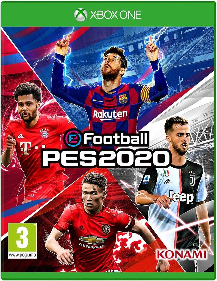 eFootball PES 2020 (XOne)