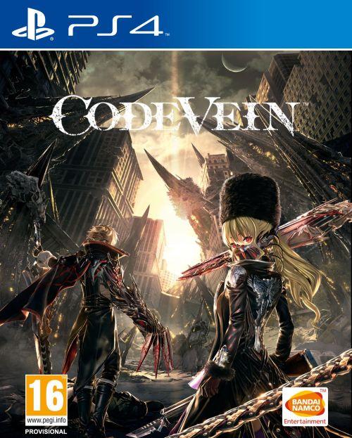 Code Vein D1 Edition (PS4)
