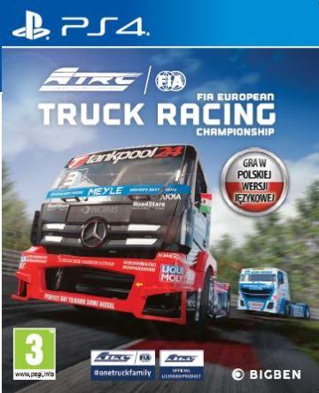 FIA European Truck Racing Championship (PS4) PL
