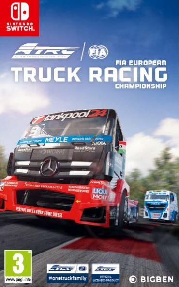 FIA European Truck Racing Championship (Switch)