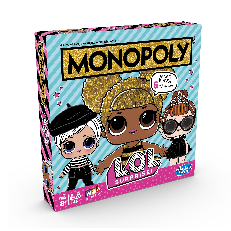 Monopoly L.O.L. (Gra Planszowa)