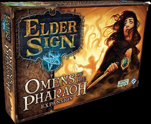 Elder Sign: Omens of the Pharaoh (Gra Planszowa)